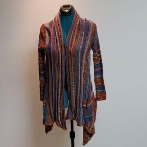 Billabong cardigan sweater M